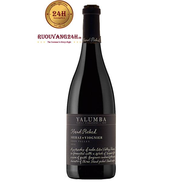 Rượu vang Yalumba Hand Picked Shiraz – Viognier