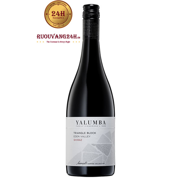 "Rượu vang Yalumba ""Triangle Block"" Shiraz Viognier"