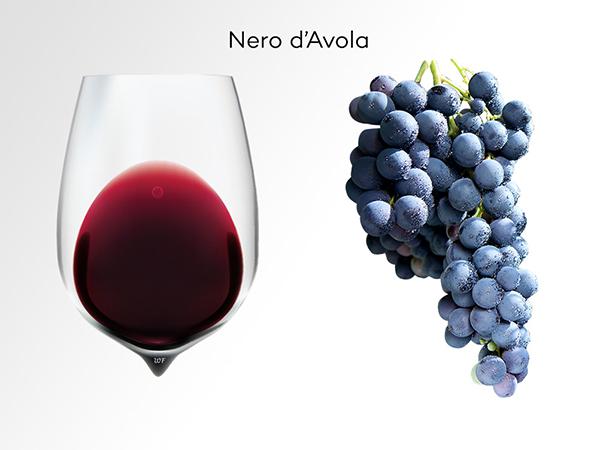 giống nho Nero D'avola