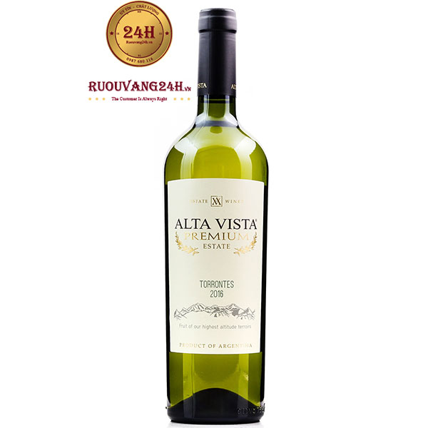 Rượu Vang Alta Vista Premium Torrontes