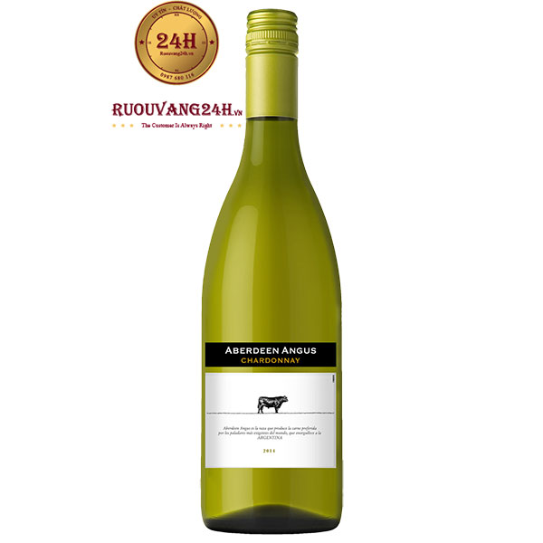 Rượu Vang Angus Aberdeen Chardonnay