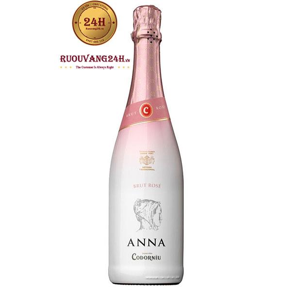 Rượu Vang Anna De Codorniu Brut Rose