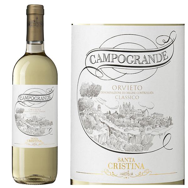 Rượu Vang Antinori Campogrande Orvieto Classico DOC