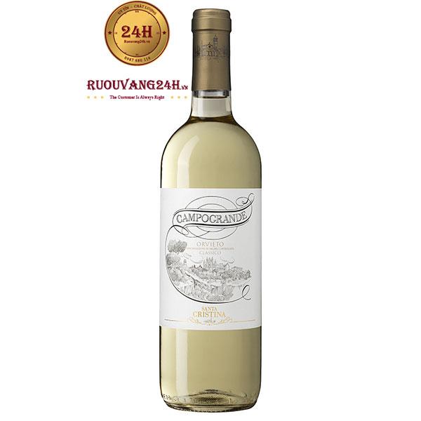 Rượu Vang Antinori Campogrande Orvieto