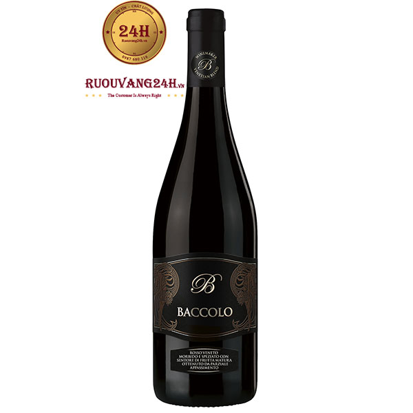 Rượu Vang Baccolo Appassimento – IGT