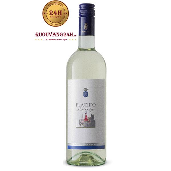 Rượu Vang Banfi Placido Pinot Grigio IGT Veneto