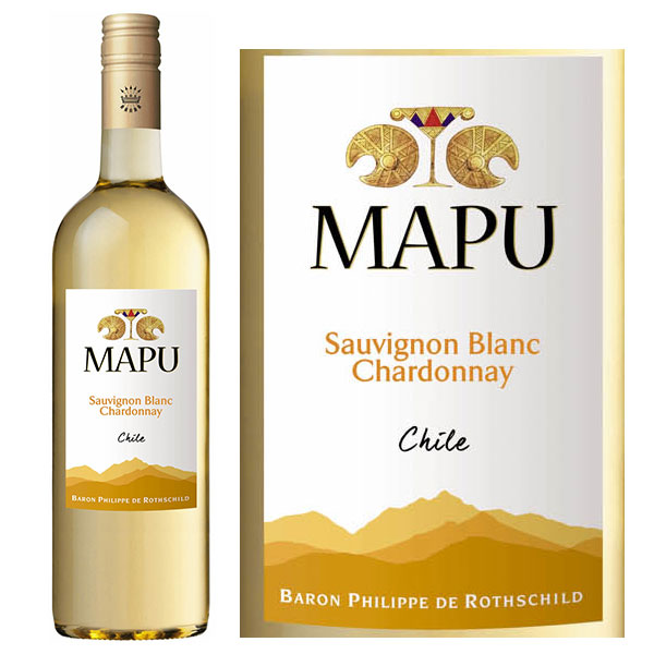 Rượu Vang MAPU Sauvignon Blanc - Chardonnay