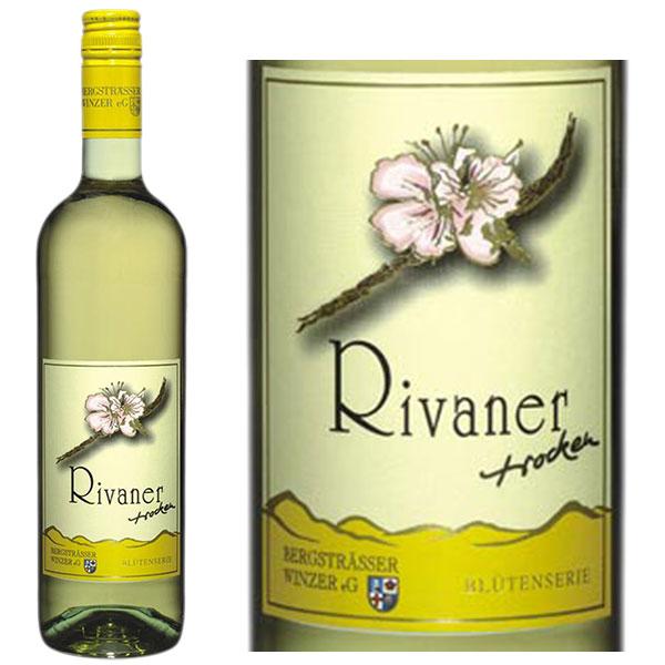 Rượu Vang Bergsträsser Winzer Rivaner Q.B.A Troken