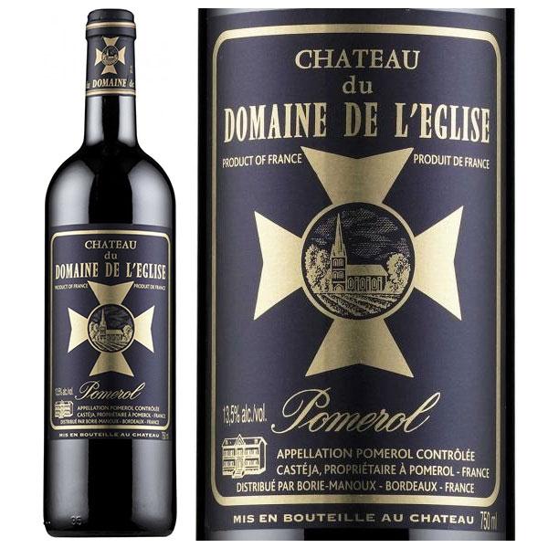 Rượu Vang Chateau Du Domaine De Leglise 2011