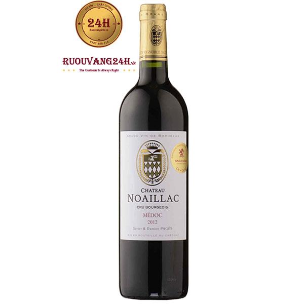 Rượu Vang Chateau Noaillac Medoc Cru Bourgeois