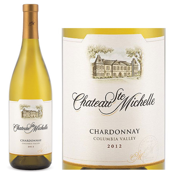 Rượu Vang Chateau Ste Michelle Chardonnay
