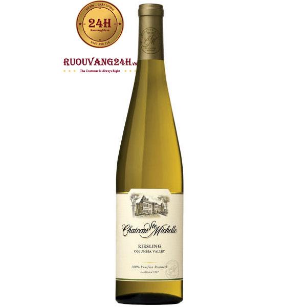 Rượu Vang Chateau Ste Michelle Riesling
