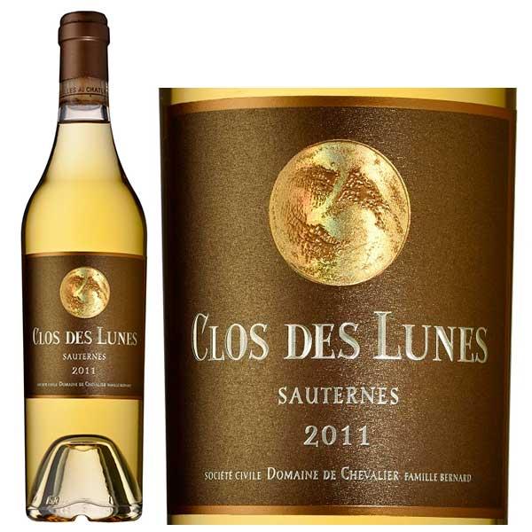 Rượu Vang Clos Des Lunes Sauternes