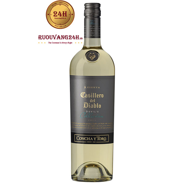 Rượu Vang Casillero Del Diablo Devil'S Collection