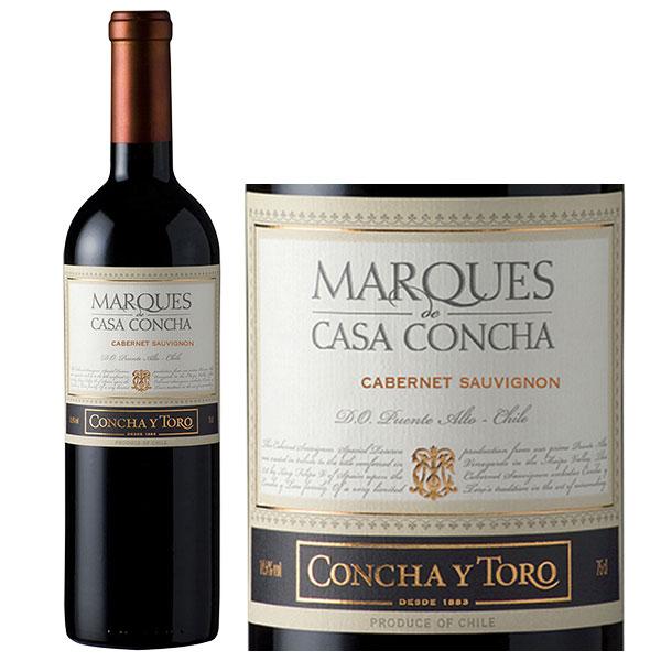 Rượu Vang Concha Y Toro Marques de Casa Concha Cabernet Sauvignon
