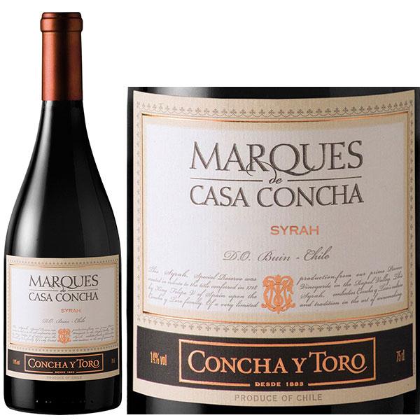 Rượu Vang Marques de Casa Concha Shirah