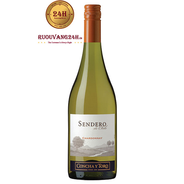Rượu Vang Sendero Chardonnay