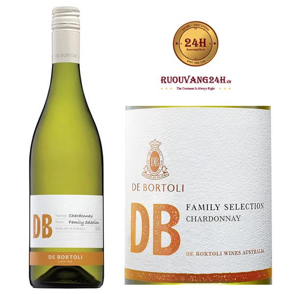 Rượu Vang De Bortoli DB Selection Chardonnay Riverina
