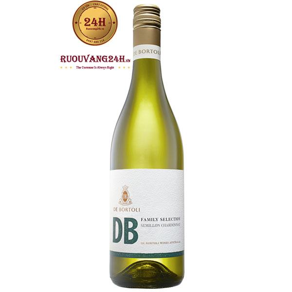 Rượu Vang De Bortoli DB Selection Semillon Chardonnay Riverina