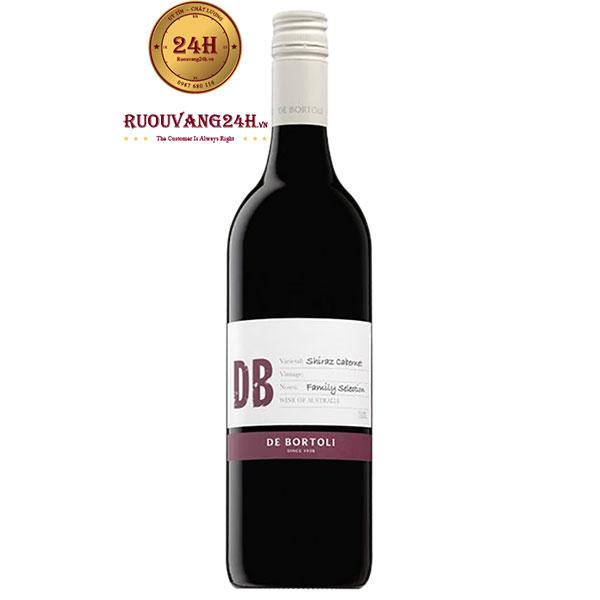 Rượu Vang De Bortoli DB Selection Shiraz Cabernet Riverina