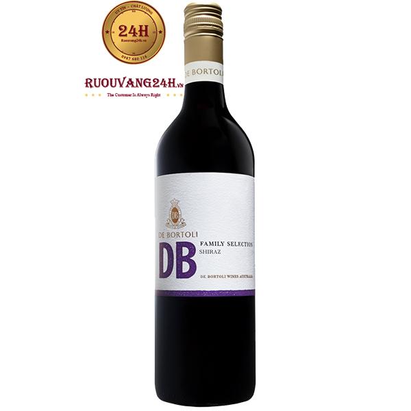 Rượu Vang De Bortoli DB Selection Shiraz Riverina