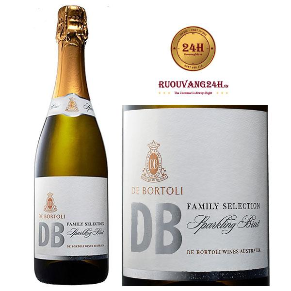 Rượu Vang De Bortoli Db Blend Sparkling Brut Riverina