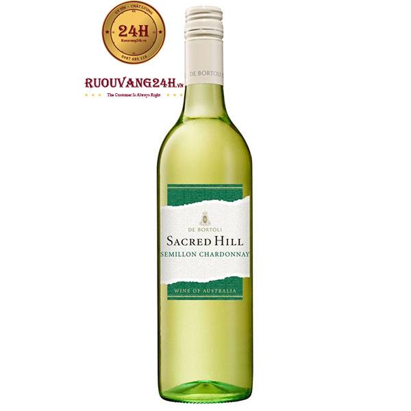 Rượu Vang De Bortoli Sacred Hill Semillon Chardonnay Riverina