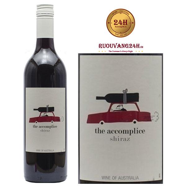 Rượu Vang De Bortoli The Accomplice Shiraz Riverina