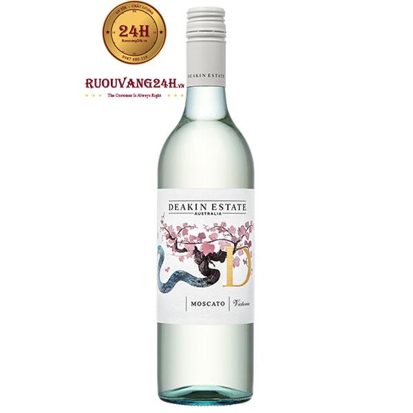 Rượu Vang Deakin Estate Moscato