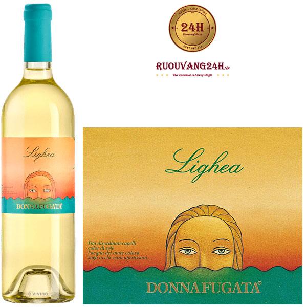 Rượu Vang Donnafrugata Lighea