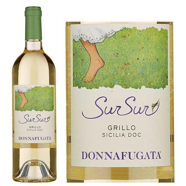Rượu Vang Donnafugata Sur Sur Sicilia DOC Grillo