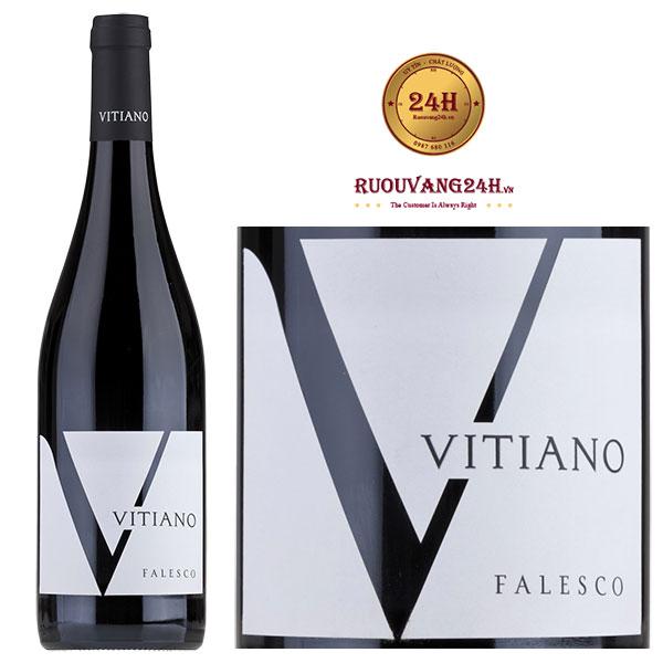 Rượu Vang Falesco Vitiano Umbria IGP