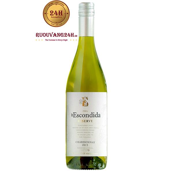 Rượu Vang Finca La Escondida Chardonnay