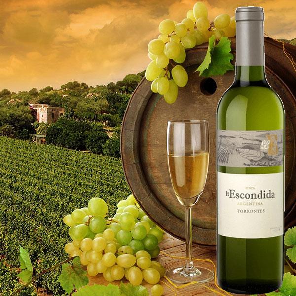 Rượu Vang Finca La Escondida Reserve Torrontes