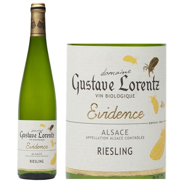 Rượu Vang Gustave Lorentz Riesling Evidence