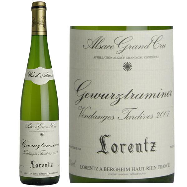 Rượu Vang Gusvate Lorentz Gewurztraminer
