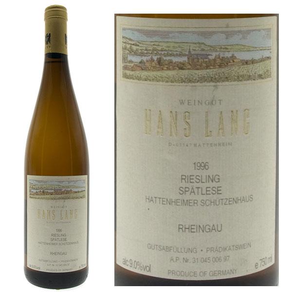 Rượu Vang Hans Lang Riesling