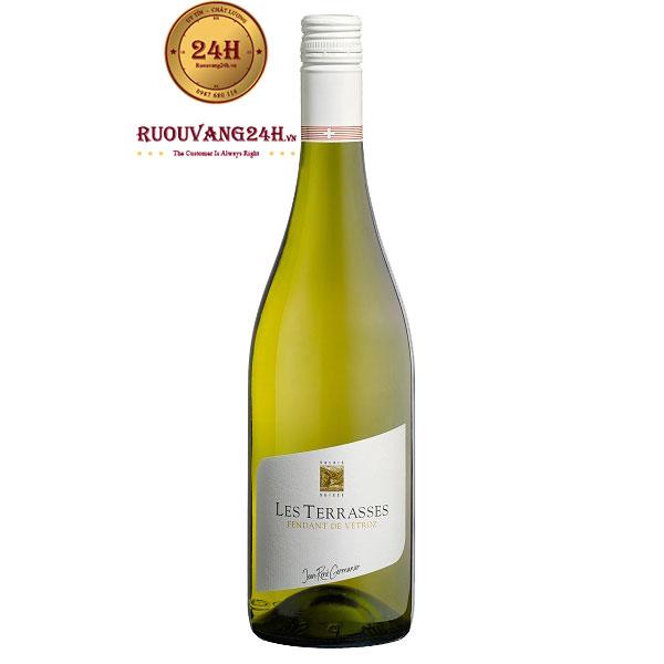 Rượu Vang Thụy Sĩ Les Terrasses