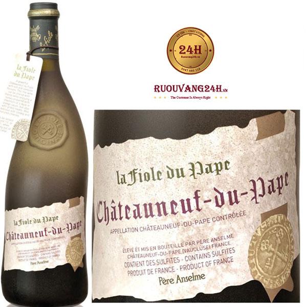 Rượu Vang La Fiole Chateauneuf Du Pape