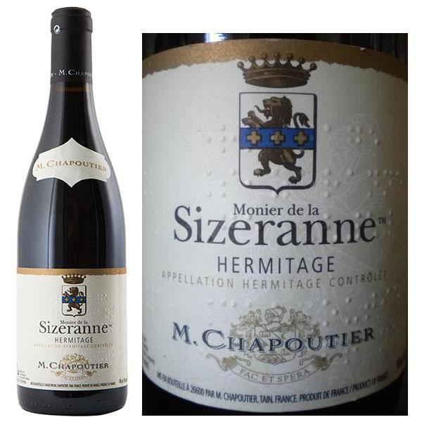 Rượu Vang M.Chapoutier La Sizeranne Hermitage