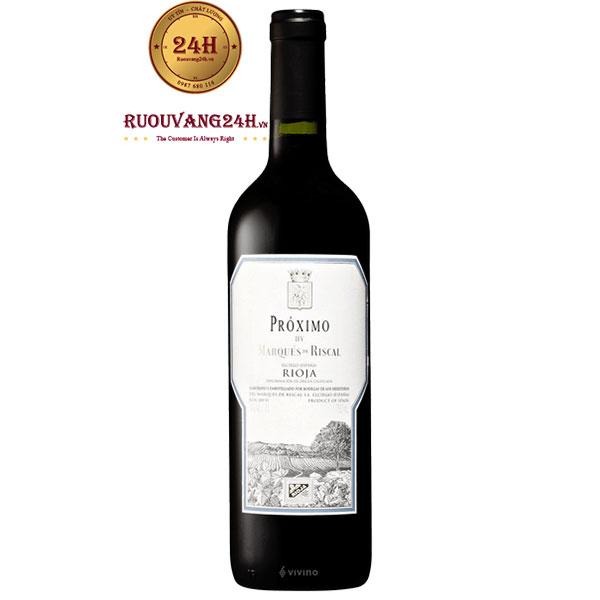 Rượu Vang Marques de Riscal Proximo Rioja