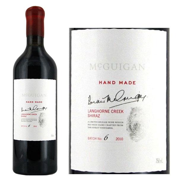 Rượu Vang McGuigan Handmade Langhorne Creek