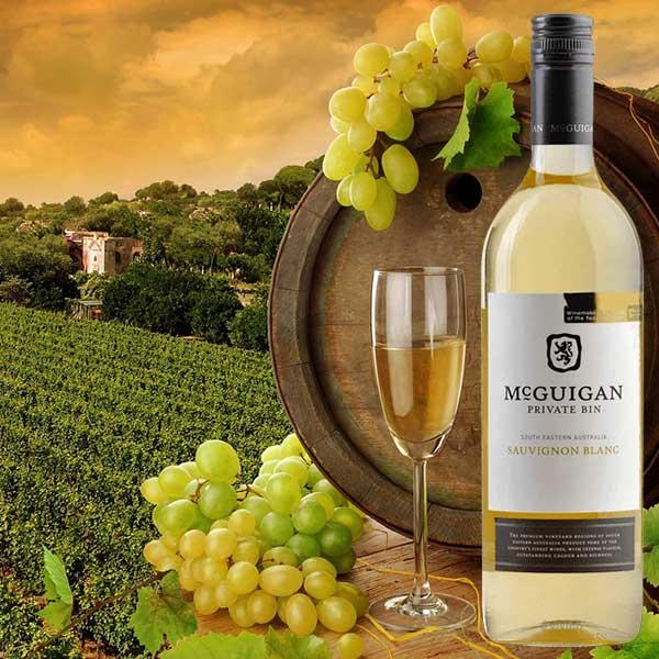 Rượu Vang McGuigan Private Bin Sauvignon Blanc