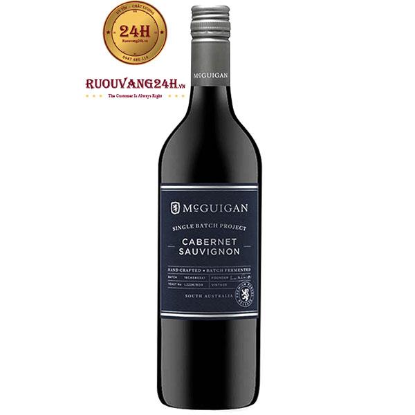 Rượu Vang McGuigan Single Batch Cabernet Sauvignon
