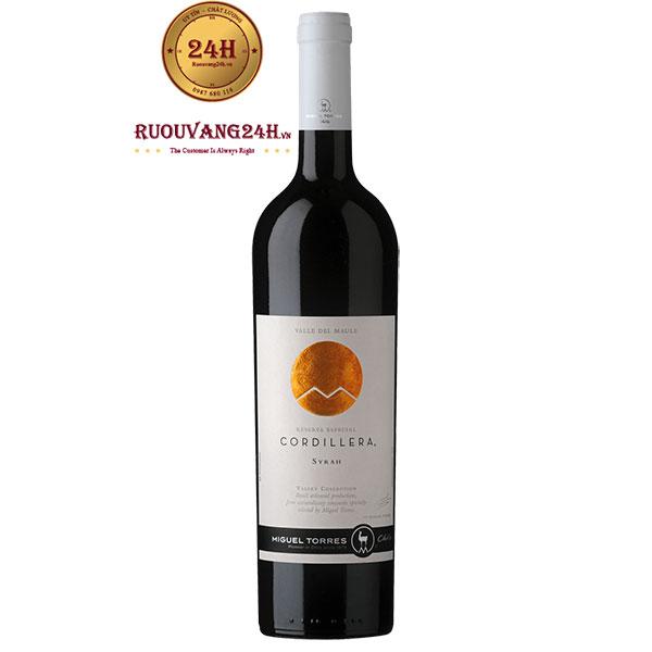 Rượu Vang Cordillera Reserva Shiraz
