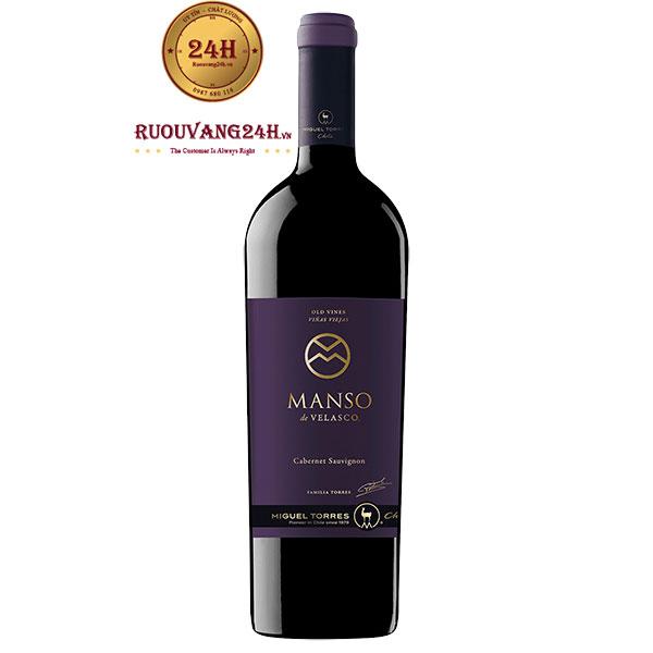 Rượu Vang Miguel Torres Manso De Velasco Cabernet Sauvignon