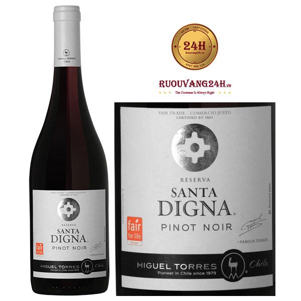 Rượu Vang Miguel Torres Santa Digna Pinot Noir