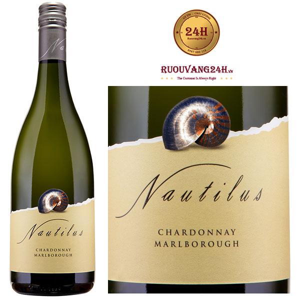 Rượu Vang Nautilus Chardonnay