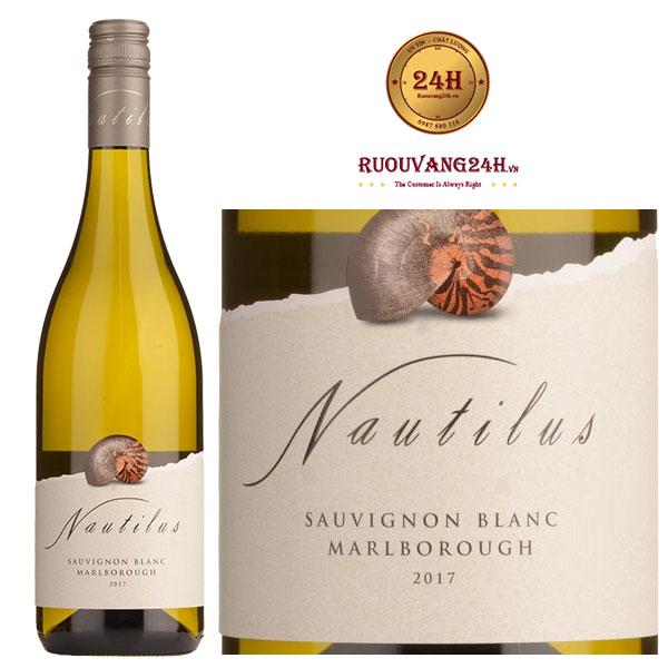 Rượu Vang Nautilus Sauvignon Blanc
