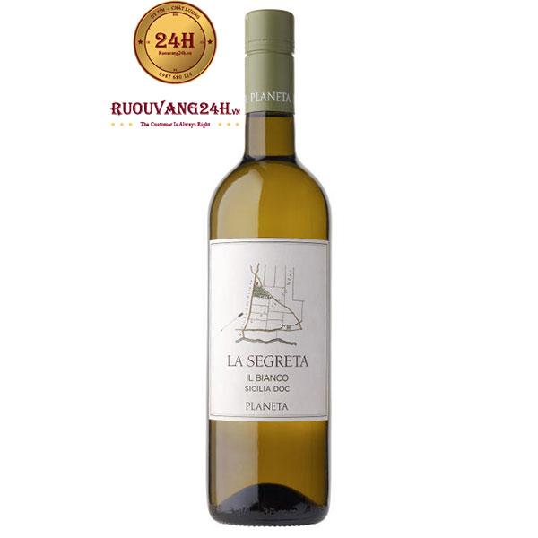 Rượu Vang Planeta La Segreta Bianco IGT Sicilia